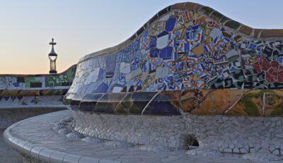 Parc Güell à Barcelone