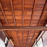 Plafond de sang au temple Genko-an de Kyoto