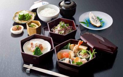 Restaurant kaiseki au Park Hotel Tokyo