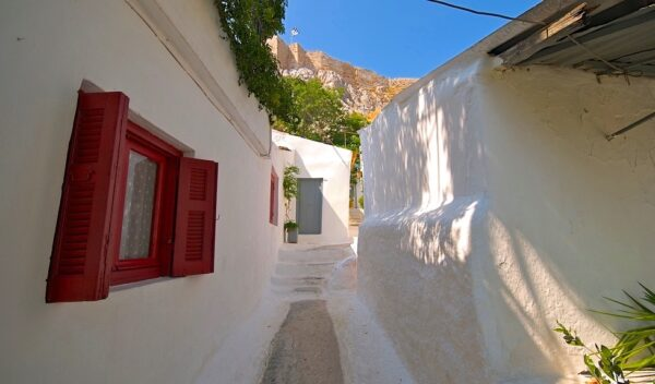 Anafiótika, un air de Cyclades en plein centre d'Athènes