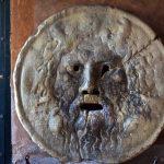 Bocca della Verita à Rome