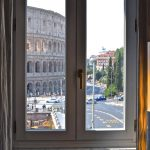Chambre avec vue au Palazzo Manfredi
