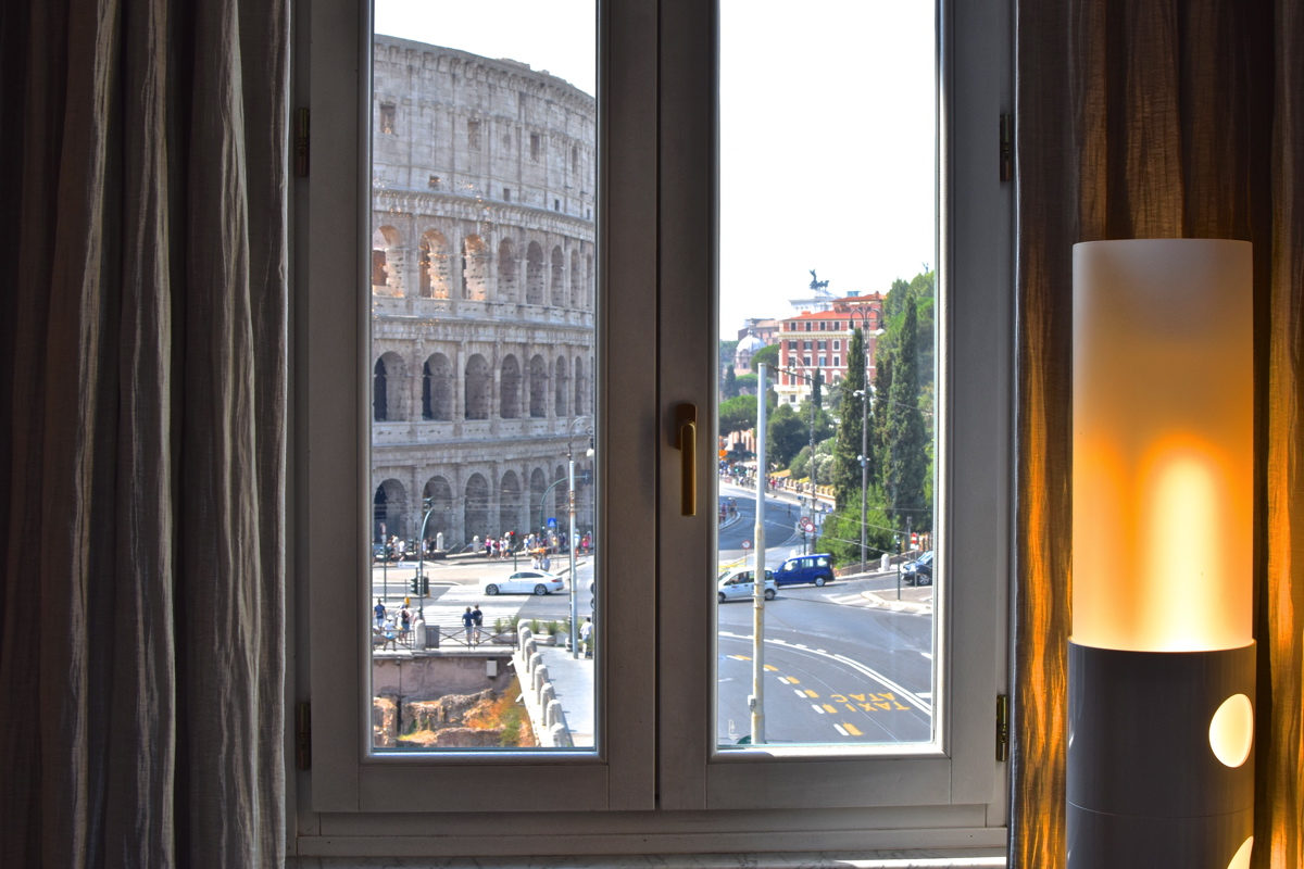 Hotel Rome Vue Colisee