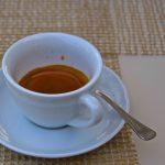 Espresso à Rome (Italie)