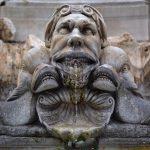 Une des fontaines de Rome