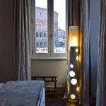 Ma chambre au Palazzo Manfredi à Rome