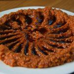 Muhammara: purée de poivron et mélasse de grenade