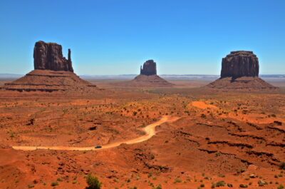 Panorama sur Monument Valley