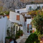 Ruelle d'Anafiótika à Athènes