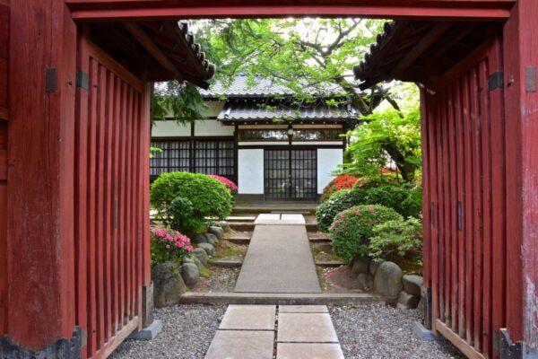 Temple Gotoku-ji à Tokyo