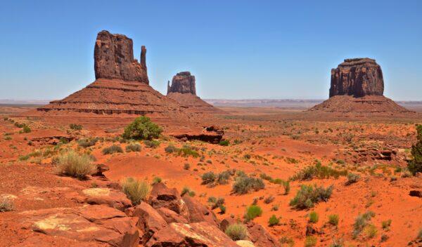 Monument Valley, le mythique far west