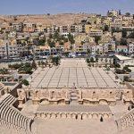 Amphithéâtre romain à Amman