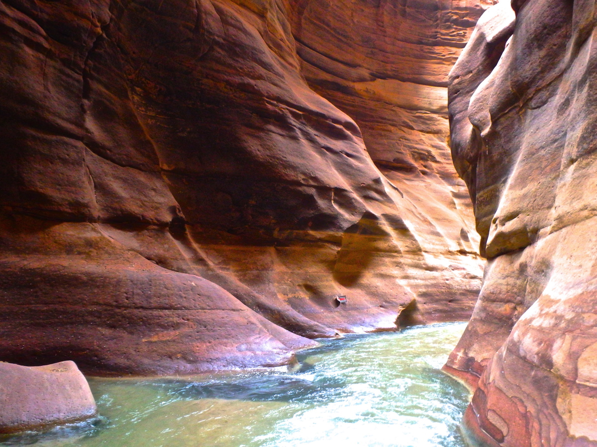 Canyon al Mujib