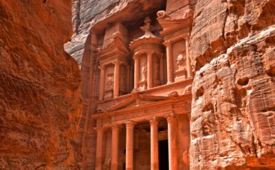 Carnet de voyage en Jordanie