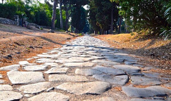 Balade sur la Via Appia à Rome