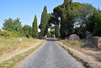 Via Appia à Rome