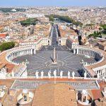 Vue depuis le dôme de la basilique
