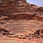 Amphithéâtre de Pétra