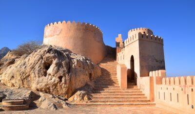 Carnet de voyage à Oman