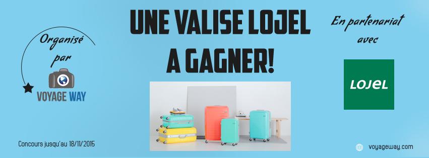 Concours Lojel - Voyage Way
