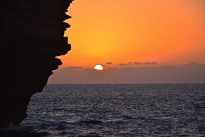Sunrise à Ras al Jinz