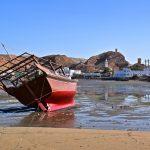 Port de Sour à marée basse