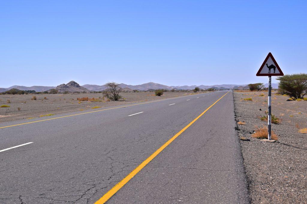 Road trip au sultanat d'Oman