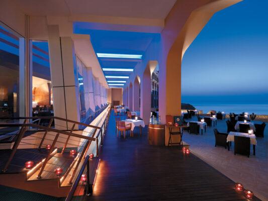 Restaurant du Shangri-La Al Husn