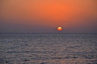 Sunrise au Shangri-La Al Husn