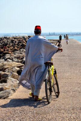 Balade en bord de mer à El Jadida