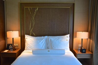 Chambre à l'Eastern Mangroves Suite by Jannah - Abu Dhabi