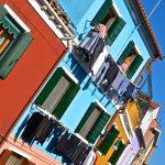 Habitations typiques de Burano