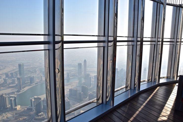 Extérieur - Burj Khalifa Sky