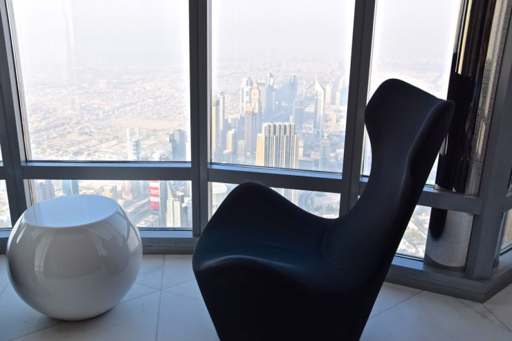Salon - Burj Khalifa Sky