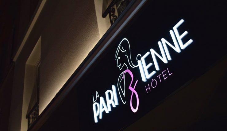 Hôtel la Parizienne à Paris