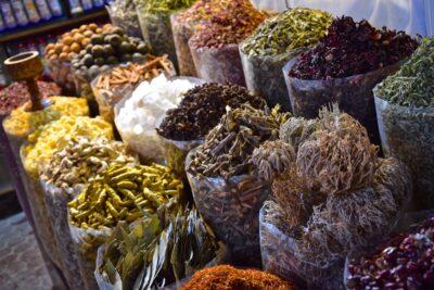 Souk des épices de Dubai