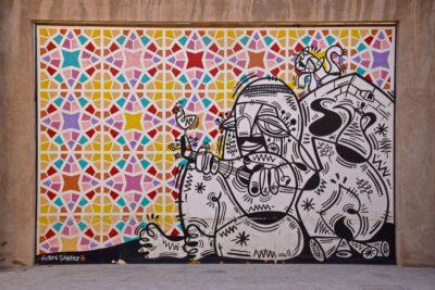 Street art à Dubai