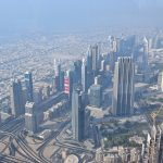 Vue depuis Burj Khalifa Sky