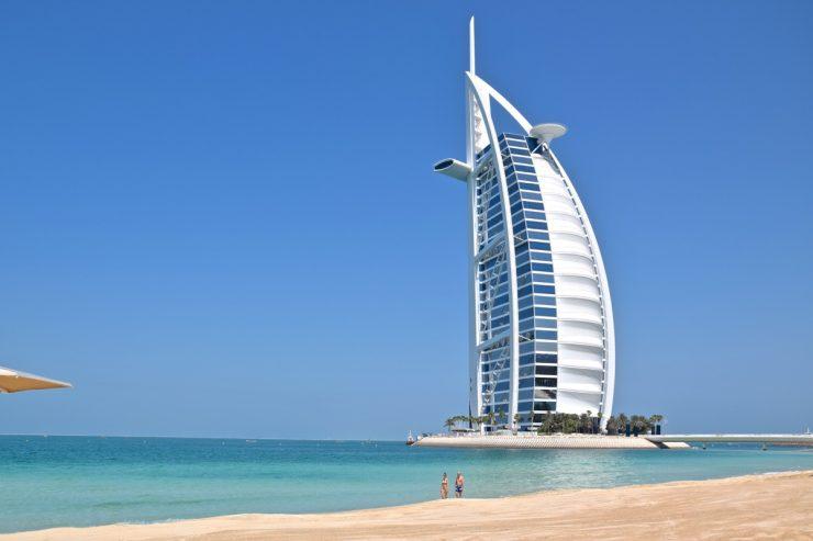 Burj al Arab à Dubai