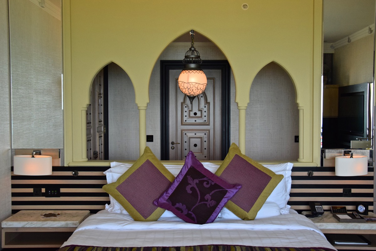 Chambre du Jumeirah Mina A'Salam - Dubai