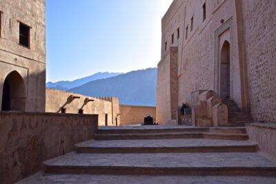 Fort de Nakhal à Oman