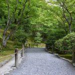 Jardin du Tenryu-Ji à Arashiyama