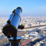 Observation depuis la Tour Eiffel
