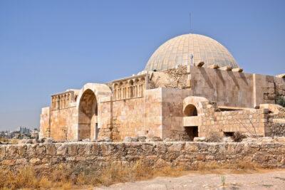 Palais omeyyade de la citadelle d'Amman