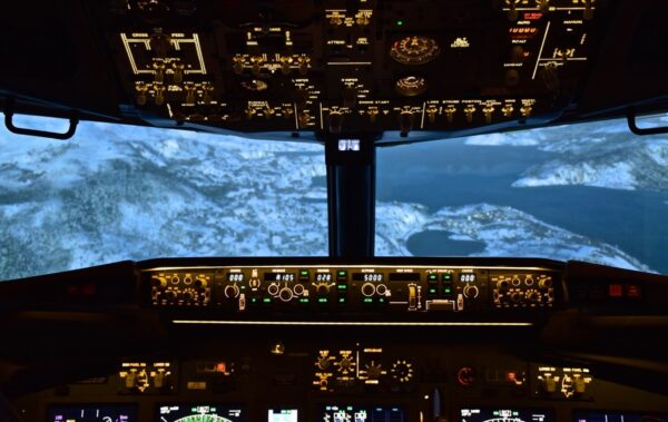 Simulateur de vol Boeing 737: j'ai testé!