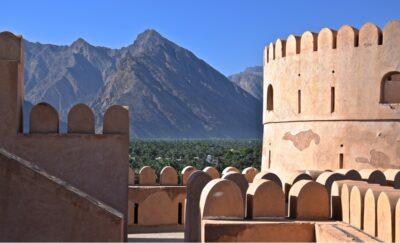 Visiter le fort de Nakhal