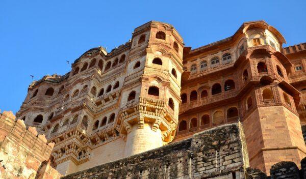 Jodhpur, la ville bleue du Rajasthan