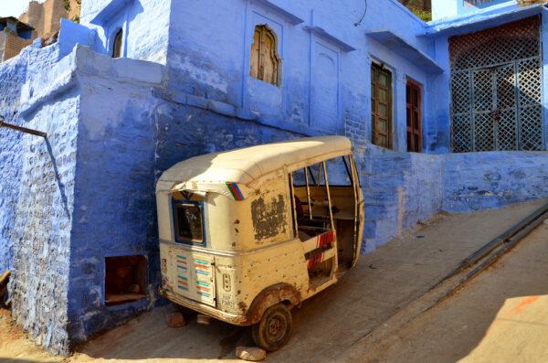 Ruelle de Jodhpur