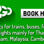 12go.asia pour réserver bus, train et vol en Asie du sud est