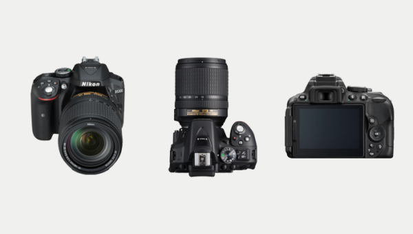 Boîtier reflex Nikon D5300